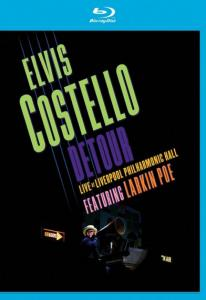 Elvis Costello Detour Live At The Liverpool Philharmonic Hall (Blu-ray)