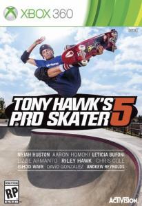 Tony Hawks Pro Skater (Xbox 360)