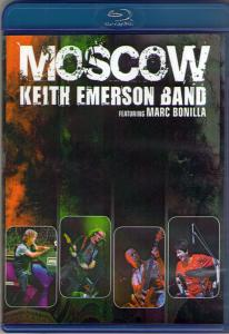 Keith Emerson Band Featuring Marc Bonilla Moscow Tarkus (Blu-ray)