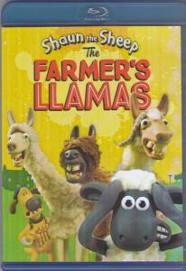 Барашек Шон Фермерский бедлам (Blu-ray)