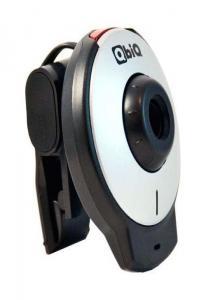 Вебкамера QbiQ PCM004, 1,3МП ,микрофон USB