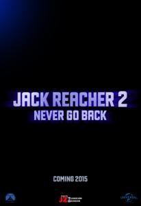 Джек Ричер Никогда не возвращайся (Blu-ray)