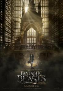 Фантастические твари и где они обитают (Blu-ray)