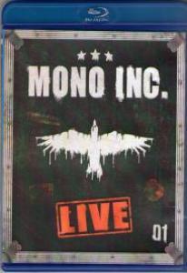 Mono Inc Live (2 Blu-ray)