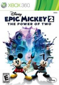 Disney Epic Mickey 2 The Power of Two (Disney Epic Mickey Две легенды) (Xbox 360)