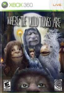 Where the Wild Things Are (Там Где Живут Чудовища) (Xbox 360)
