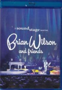Brian Wilson and Friends A Soundstage Special Event (Blu-ray)