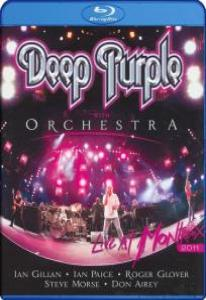 Deep Purple and Orchestra Live At Montreux (Blu-ray)