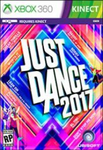 Just Dance 2017 (Xbox 360 Kinect)