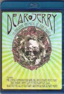 Dear Jerry Celebrating The Music Of Jerry Garcia (Blu-ray)