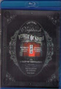Nightwish Vehicle Of Spirit (2 Blu-ray)