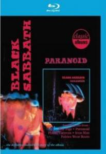 Black Sabbath Paranoid Classic Albums (Blu-ray)