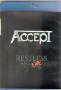 Accept Restless and Live 2015 (Blu-ray)