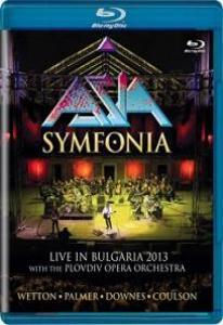 Asia Symfonia Live in Bulgaria 2013 (Blu-ray)