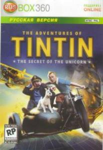 The Adventures of Tintin the Game (Xbox 360)