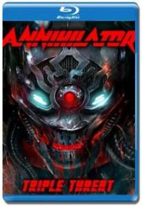 Annihilator Triple Threat (Blu-ray)