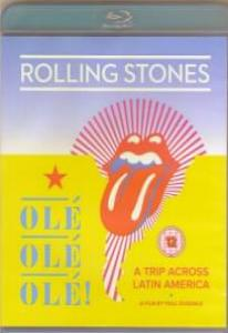 The Rolling Stones Ole Ole Ole A Trip Across Latin America (Blu-ray)