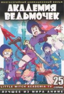 Академия ведьмочек ТВ (25 серий) (2 DVD)