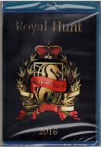 Royal Hunt 25th Anniversary (Blu-ray)