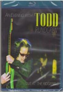 Todd Rundgren Live at the Ridgefield (Blu-ray)