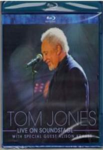 Tom Jones Live on Soundstage with special guest Alison Krauss (Blu-ray)