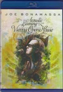 Joe Bonamassa An Acoustic Evening at the Vienna Opera House (Blu-ray)