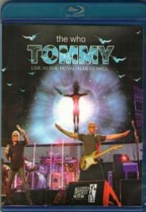 The Who Tommy Live At The Royal Albert Hal (Blu-ray)