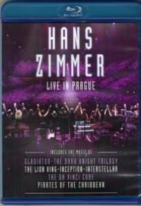 Hans Zimmer Live in Prague (Blu-ray)