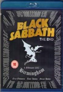 Black Sabbath The End (Live in Birmingham) (Blu-ray)