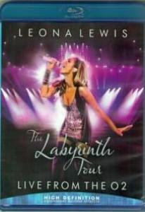 Leona Lewis The Labyrinth Tour Live from The O2 (Blu-ray)