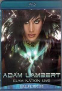 Adam Lambert Glam Nation Live (Blu-ray)