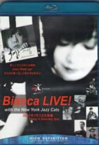 Bianca Live With the New York Jazz Cats (Blu-ray)