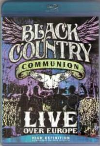 Black Country Communion Live over Europe (Blu-ray)