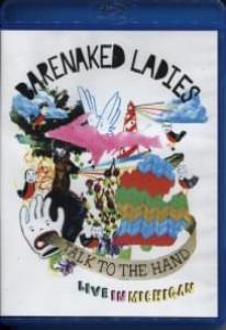 Barenaked Ladies Talk To The Hand Live In Michigan (Blu-ray)