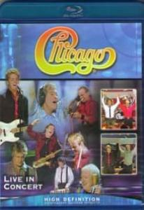 Chicago Live in Concert (Blu-ray)