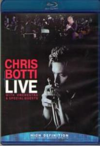 Chris Botti Live With orchestra and special guests (Blu-ray)