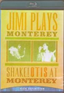 Jimi Plays Monterey and Shake Otis at Monterey (Blu-ray)