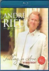 Andre Rieu and His Johann Strauss Orchestra Falling in Love Live in Maastricht (Blu-ray)