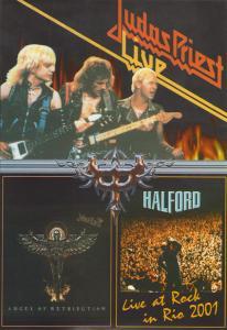 Judas priest (Live / Angel of retribution / Live at rock in rio 2001)