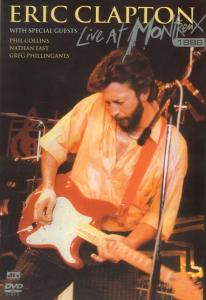 Eric Clapton - Live at Montrenx 1986