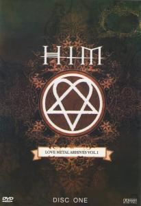 Him Love Metal Arhives, Vol. 1 (2 DVD)