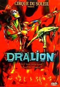 Dralion Cirque Du Soleil