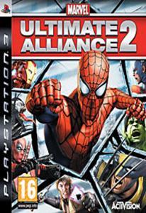Marvel: Ultimate Alliance 2 (PS3)
