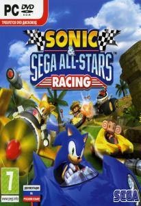 Sonic & SEGA All-Stars Racing  (PC DVD)